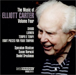 Elliott Carter - Shard